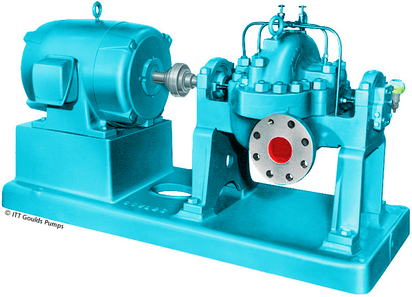 Axial Flow Goulds Pump Curves : Itt goulds pumps mack pump and equipment