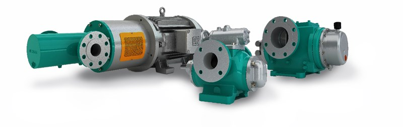 Multi-Screw-Pumps